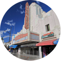Warner Theatre, Huntington Park