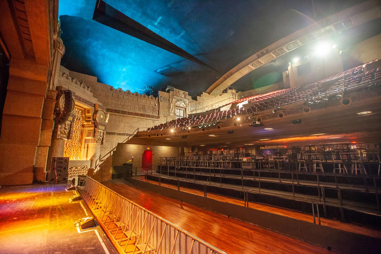 Aztec Theatre San Antonio Historic Theatre Photography