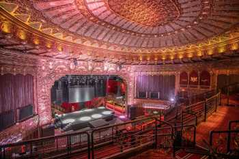The Belasco, Los Angeles: Balcony left