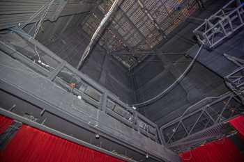 The Belasco, Los Angeles: Fly Floor Stage Right from VIP Balcony Stage Right