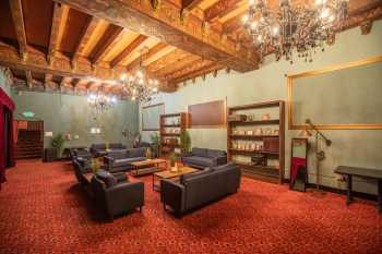 The Belasco, Los Angeles: Green Room