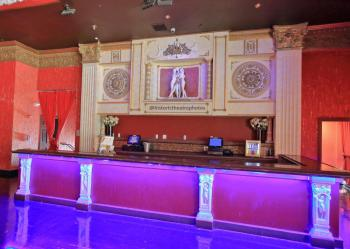The Belasco, Los Angeles: Ballroom Bar