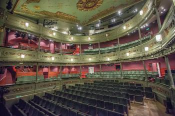 Theatre Royal, Bristol: Auditorium from Stage Right apron