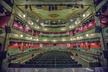Theatre Royal, Bristol: Auditorium from Stage apron