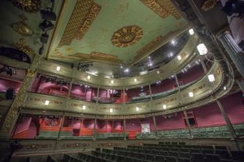 Theatre Royal, Bristol: Auditorium from Dress Circle right