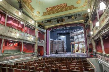 Theatre Royal, Bristol: Dress Circle center right