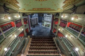 Theatre Royal, Bristol: Auditorium from Gallery