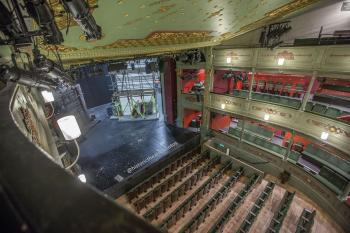 Theatre Royal, Bristol: Gallery left side