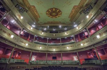 Theatre Royal, Bristol: Auditorium from Pit