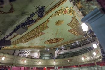 Theatre Royal, Bristol: Ceiling from Garrick Box