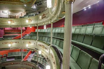 Theatre Royal, Bristol: Upper Circle left looking to center