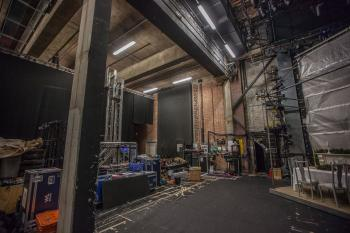 Theatre Royal, Bristol: Upstage Left looking downstage into Scene Dock
