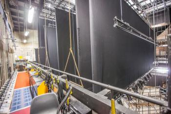 Theatre Royal, Bristol: Fly Floor from Downstage Right