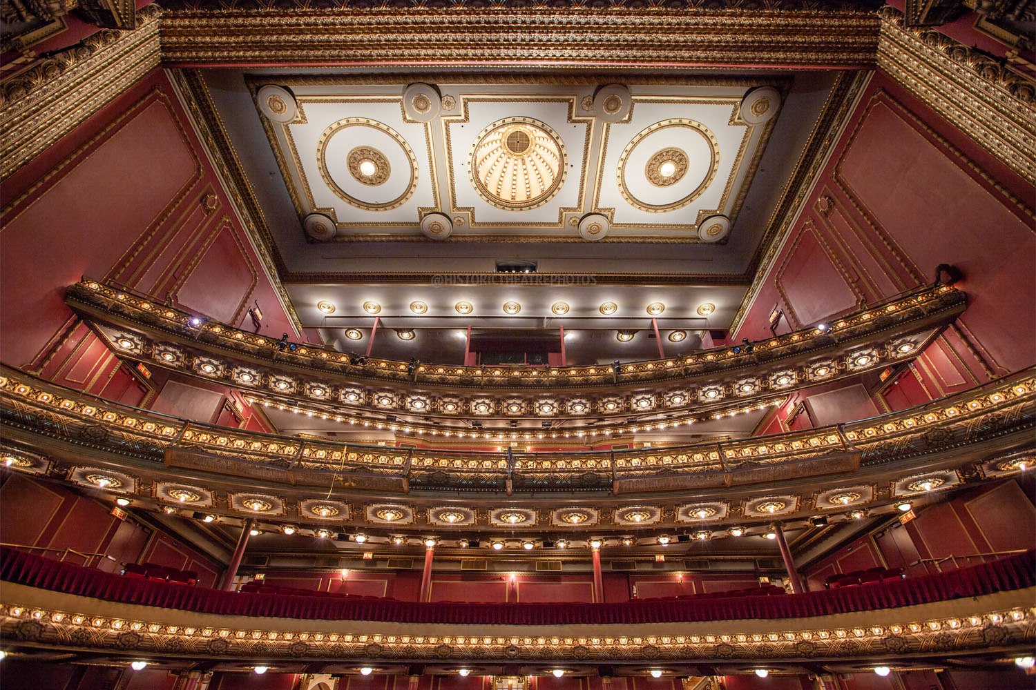 Cibc Theatre Chicago Historic Theatre Photography