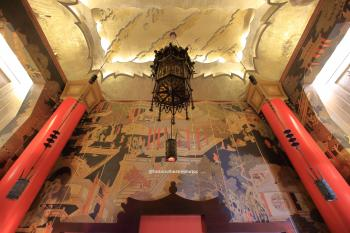 TCL Chinese Theatre, Hollywood: Lobby Murals