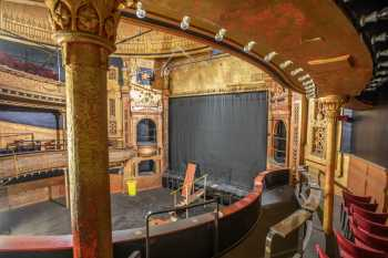 Citizens Theatre, Glasgow: Dress Circle Right Side