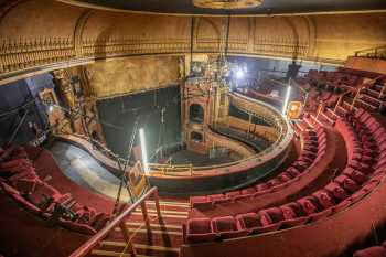 Citizens Theatre, Glasgow: Upper Circle Left