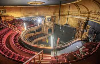 Citizens Theatre, Glasgow: Upper Circle Right