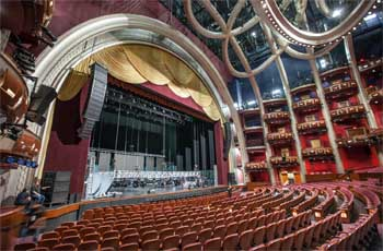 Dolby Theatre, Hollywood: Orchestra Left