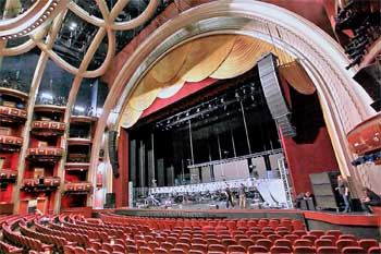 Dolby Theatre, Hollywood: Orchestra Right
