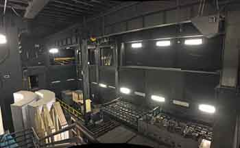 Dolby Theatre, Hollywood: Trap Room Understage