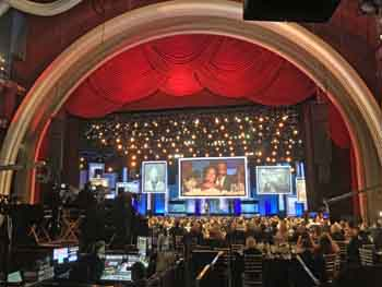Dolby Theatre, Hollywood: AFI Life Achievement Award 2019 (Denzel Washington)