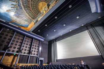 Egyptian Theatre, Hollywood: Auditorium from seating