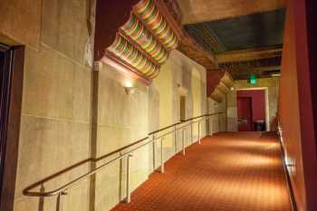 Egyptian Theatre, Hollywood: Side corridor, House Right