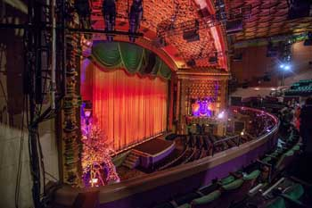 El Capitan Theatre, Hollywood: Balcony Left without organ