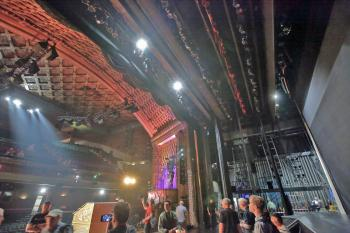 El Capitan Theatre, Hollywood: Stage from Stage Left