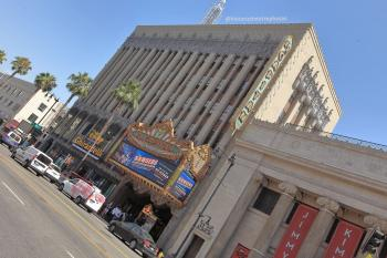 Hollywood Boulevard facade 1