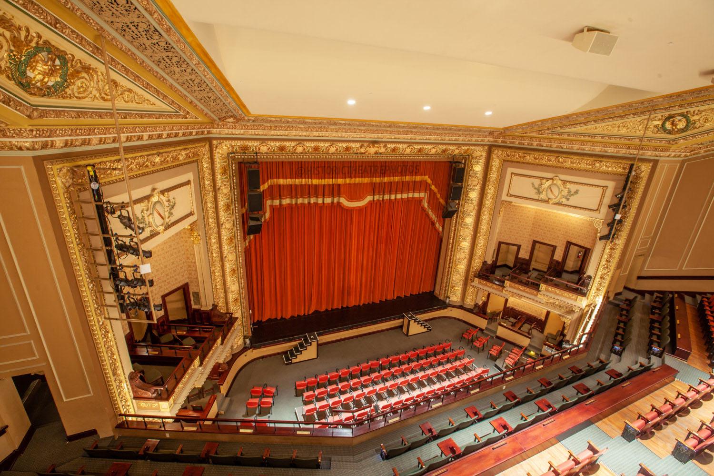 Charline Mccombs Empire Theatre San Antonio Historic