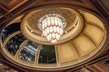 Festival Theatre, Edinburgh: Ceiling Dome