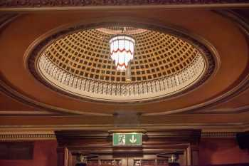 Festival Theatre, Edinburgh: Miniature Dome Above Auditorium Exit