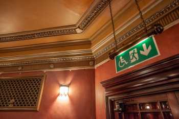 Festival Theatre, Edinburgh: Moldings