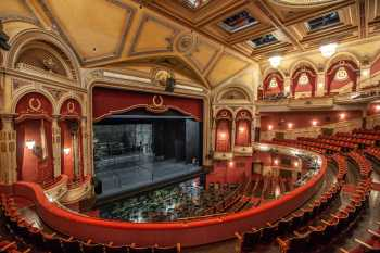 Festival Theatre, Edinburgh: Dress Circle House Left