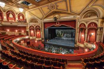 Festival Theatre, Edinburgh: Dress Circle House Right