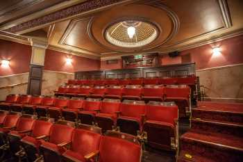 Festival Theatre, Edinburgh: Dress Circle Rear Seats
