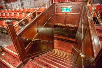 Festival Theatre, Edinburgh: Dress Circle Vomitory