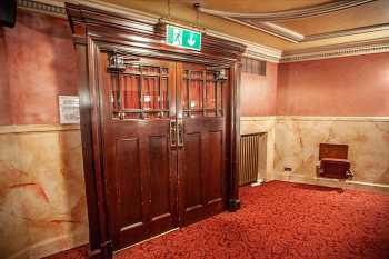 Festival Theatre, Edinburgh: Exit Doors