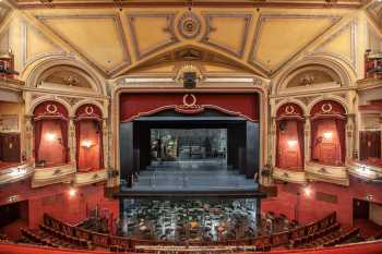 Festival Theatre, Edinburgh: Stage From Dress Circle Center