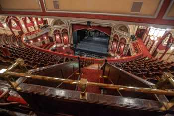Festival Theatre, Edinburgh: Upper Circle Above Vomitory