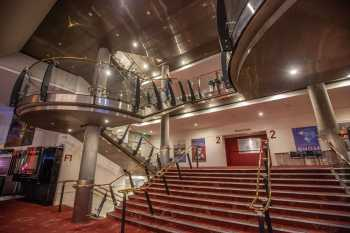 Festival Theatre, Edinburgh: Stairs At Top Level