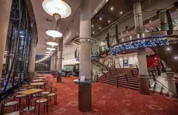 Festival Theatre, Edinburgh: Upper Bar