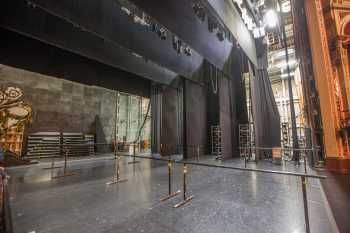 Festival Theatre, Edinburgh: Stage From Downstage Right