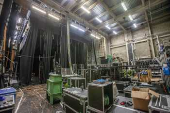 Festival Theatre, Edinburgh: Stage Left Wing From Offstage