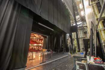 Festival Theatre, Edinburgh: Upstage Left Beside Scene Dock Door