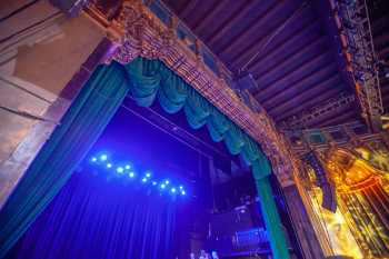 Fonda Theatre: Stage and Ceiling from Orchestra