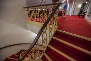 Stairs from Dress Circle