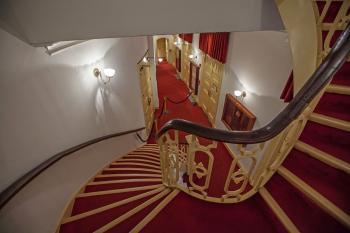Dress Circle Stairs
